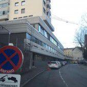 Ersatzhalt in der St.-Anna-Straße