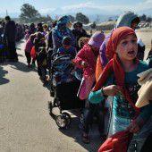 Ringen um Verteilung von Syrern in der EU