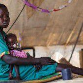 Südsudan droht eine massive Hungersnot