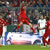 Ein zäher Sieg der Bayern