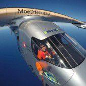 Nächste Etappe für Solarflieger