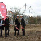 Rhomberg Bau startet Projekt in Kempten