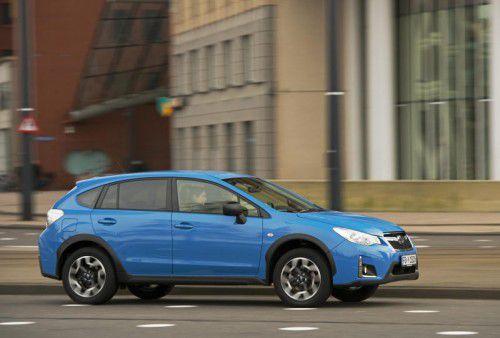 Der Subaru XV setzt seinen Weg als eigenständiger Kompakt-Crossover auf Basis des Impreza IV fort.