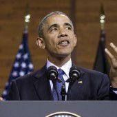 Obama mahnt EU zur Einheit
