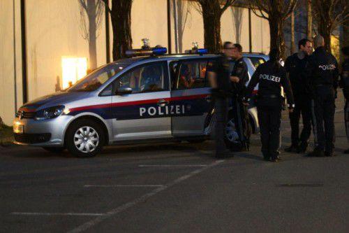 Die alarmierte Polizei musste Donnerstagabend zum Asylheim in Götzis ausrücken und einen Mann festnehmen.