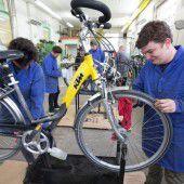 Integra eröffnet neue Fahrradwerkstatt