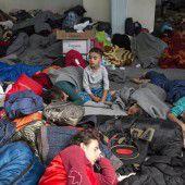 Wohin mit den Massen von Flüchtlingen?