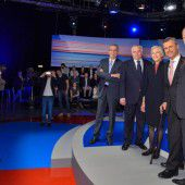 Hofburgkandidaten schalten auf Angriff