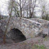 Feldkirch: Grenzbrücke über Spiersbach saniert