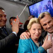 Lager-Wahlkampf um die Hofburg steht an