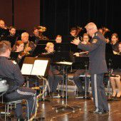 Konzert der Polizeimusik