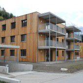 Großes Wohnbauprojekt in Bludenz bald fertig
