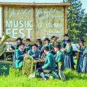 Freunde-Paket für das Musikfest Hohenweiler