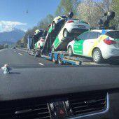Street View auf Tour durch Vorarlberg