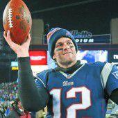 Tom Brady muss vier NFL-Spiele zuschauen