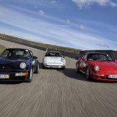 Porsche mit Wertsteigerung