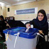 Reformer hoffen bei Stichwahl auf Erfolg
