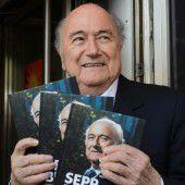 Blatter gibt sich weiter kämpferisch