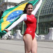 Es geht um das Olympiaticket