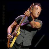 The Boss mit Hommage an Prince