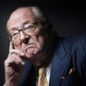 Rechtsextremer Politiker Le Pen verurteilt