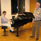 Konzert mit Hans Kleber