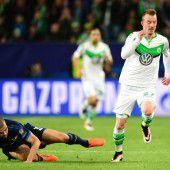 Wolfsburg schockt Real