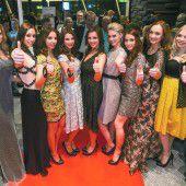 Glamouröser Missen-Auftritt im Casino Bregenz