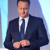 Britischer Premier geht in die Offensive