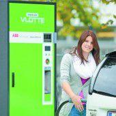 Vorarlberger kaufen mehr E-Autos