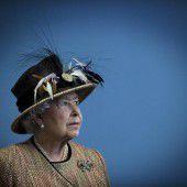 Die Queen wird 90