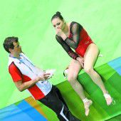 Hämmerle: Olympiatraum endete bei Generalprobe
