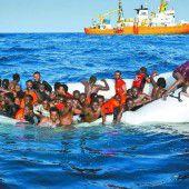Hunderte Todesopfer bei Flüchtlingstragödie im Mittelmeer
