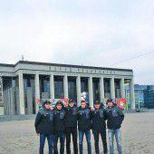 Sechs im WM-Einsatz in Minsk
