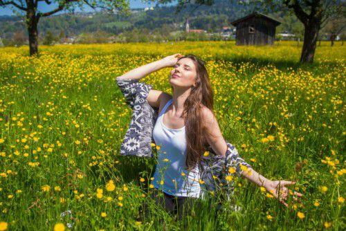 Die Natur ist Balsam für die Seele und für den Körper. Neuen Forschungen zufolge reichen 20 Minuten im Grünen, um den Cortisol-Spiegel zu senken. vn/steurer