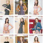 Wer wird heute Miss Vorarlberg 2016 ?