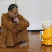Roboter-Mönch