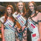 Misswahl 2016. Selma aus Bezau ist die Miss Vorarlberg