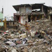 Opferzahl in Ecuador steigt weiter