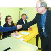 Bischof Benno unter den Ersten