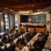Feier zu Hermann Gmeiners 30. Todestag