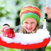 Das Gastspiel des Winters ist für heuer noch nicht beendet