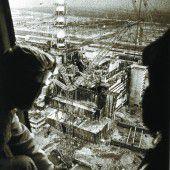 Tschernobyl 1986: AKW- Experiment endet in Supergau