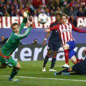Bayern mit 0:1-Niederlage