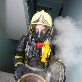 Rückgang bei Brandschäden