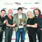 Walter Egle erhält Preis für Konzert des Jahres