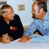 Er war für mich Vater, Mentor und Freund