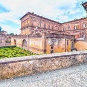 Palazzo Pitti und Boboli