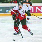 Lukas Haudum ist in der NHL ein Thema