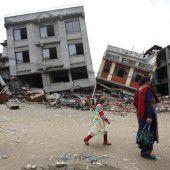 Vorarlberg lindert Not in Nepal